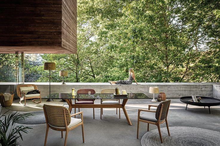 gloster outdoor furniture teak