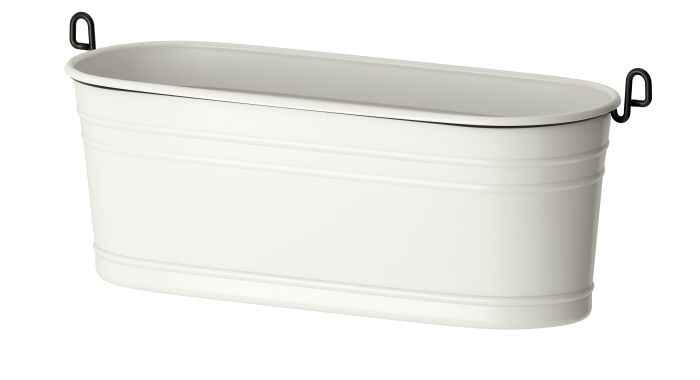 FINTORP condiment stand; enjoy the cooler evenings in the yard with relaxed entertaining #IKEA #PinToWin