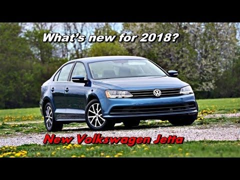 New Volkswagen Jetta review - What's new for 2018?