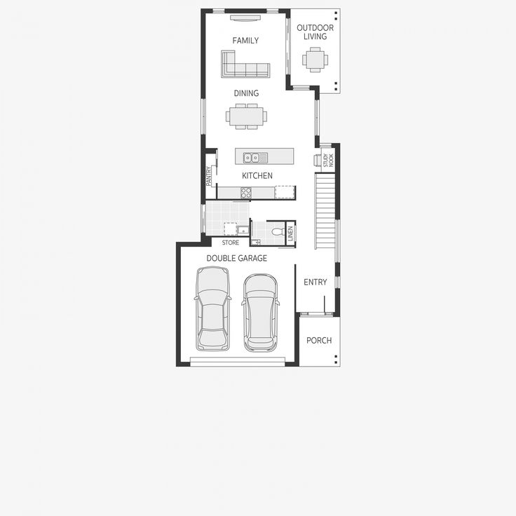 The Cottesloe Series: Two Storey New Home Design