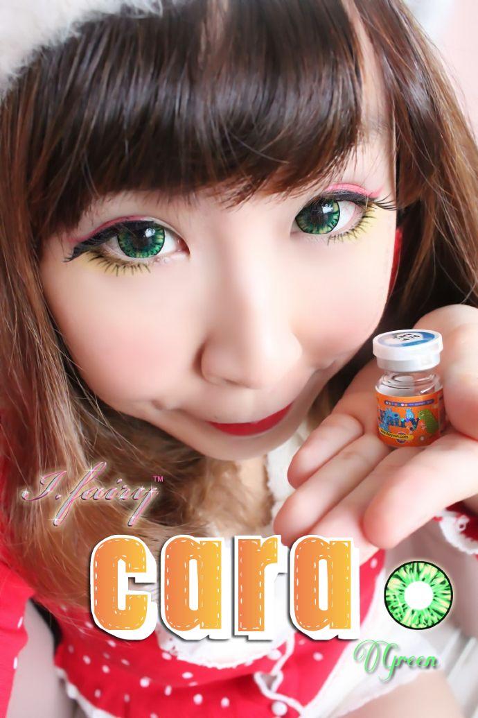 CARA WINKY Green