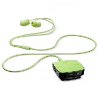 Stereofoniczny zestaw słuchawkowy Bluetooth Nokia BH-221 umożliwia obsługę połączeń bez użycia rąk oraz słuchanie muzyki i radia w każdym miejscu. Zestaw słuchawkowy można łatwo powiązać z kompatybilnymi urządzeniami i bez problemów przełączać się między muzyką a połączeniami.
