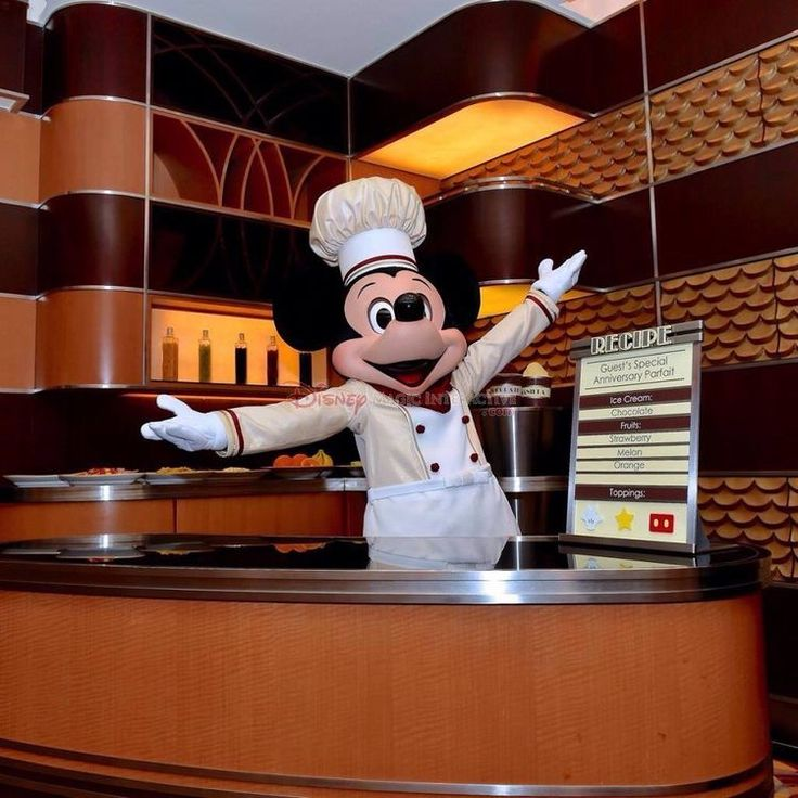 17 Best Images About Mickey Mouse Chef On Pinterest