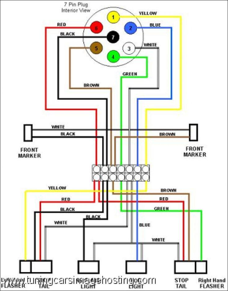 Wiring Diagram For Trailer Light Dodge Ram Trailer Wiring