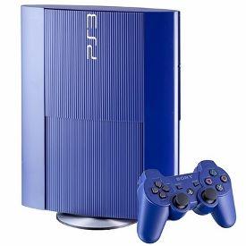 250GB Blue PlayStation 3 Headed to GameStop.