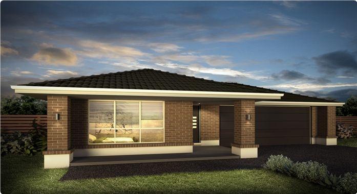 New cornerstone home - #Lincoln #DevineHomes
