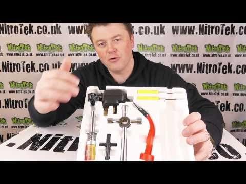 Nitrotek FAQ - Getting started with Nitro RC cars - YouTube