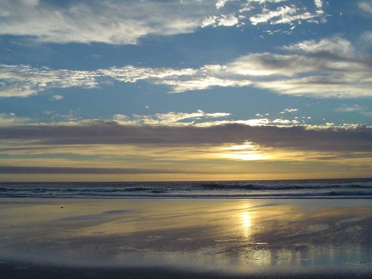Noordhoek Beach, Cape Town, South Africa.