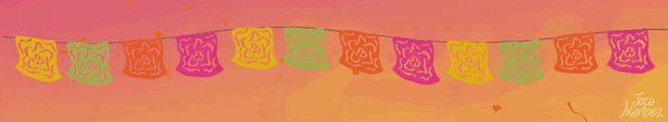 Feliz Cumpleanos Mexican Birthday eCard GIF Animation by Jeca Martinez