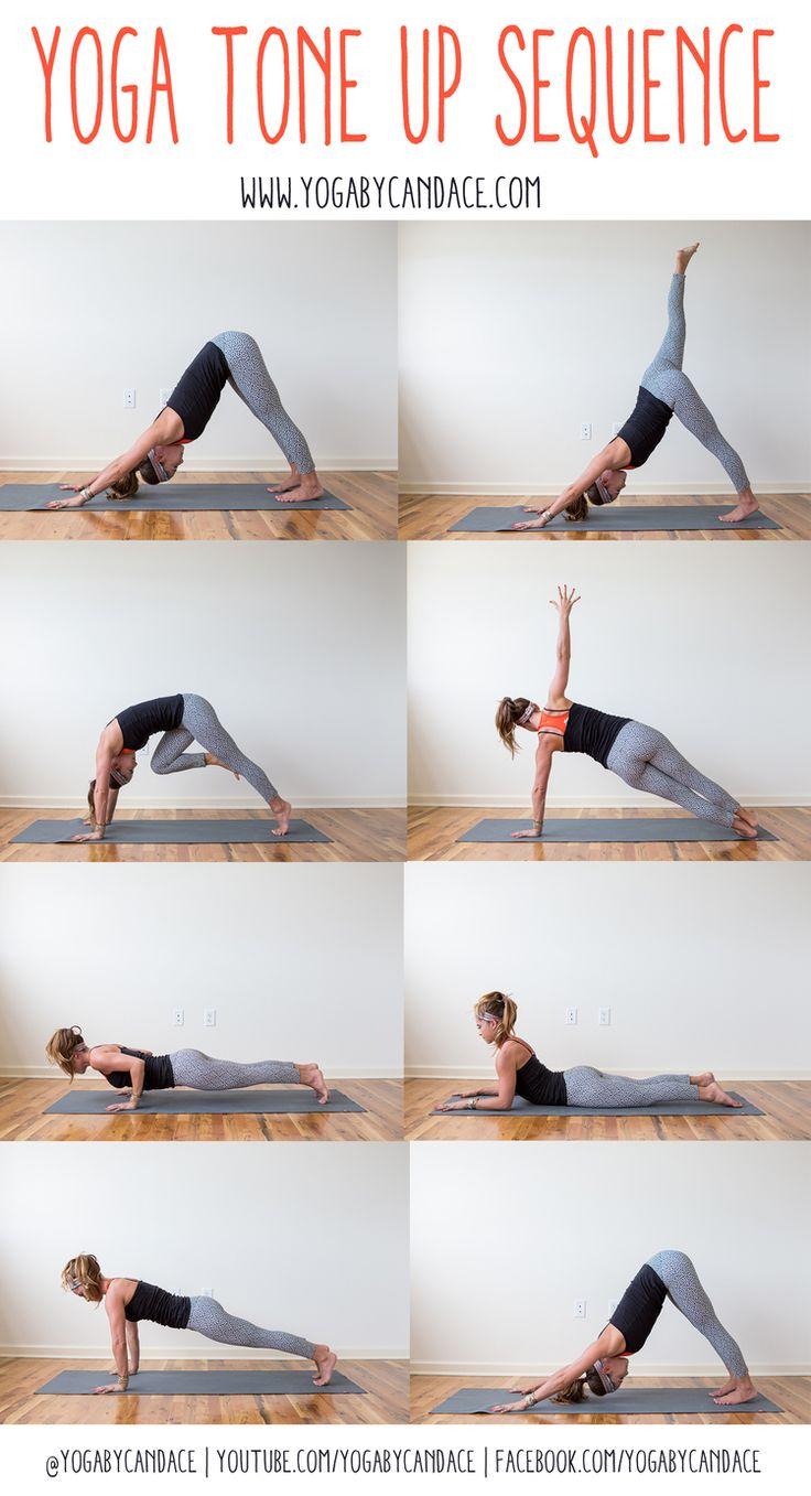 Pin now! Practice yoga later! Wearing: Onzie Pants (similar) and using: Manduka eKo Superlite