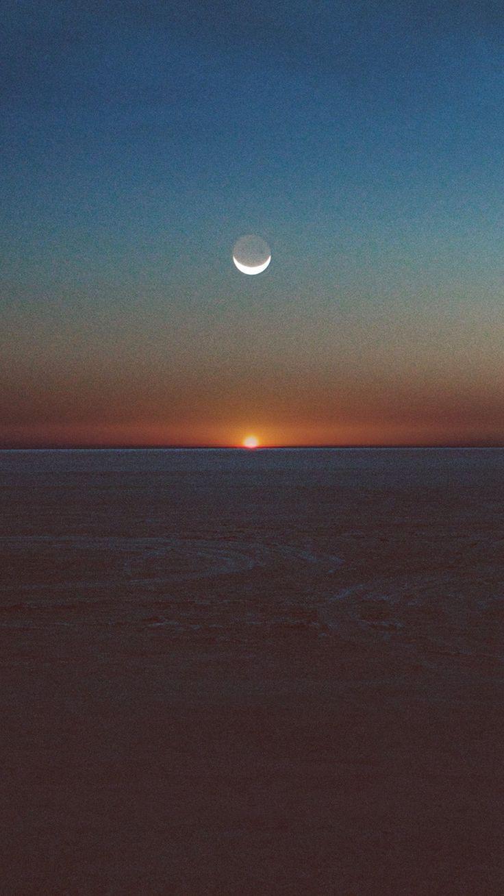 Tycho Spectre Art Music Sunset Dessert Art iPhone 6 wallpaper