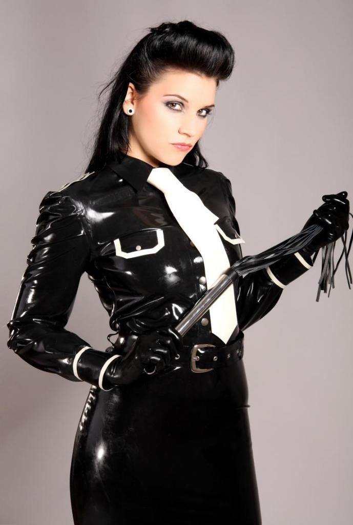 Gas mask mistress pegging hard slave - 4 3