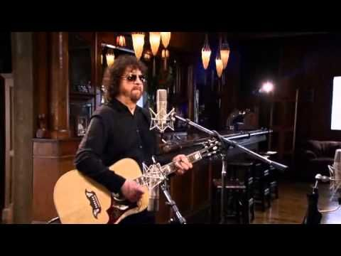 Jeff Lynne - Strange Magic / Live Acoustic featuring Richard Tandy on piano from Bungalow Palace.