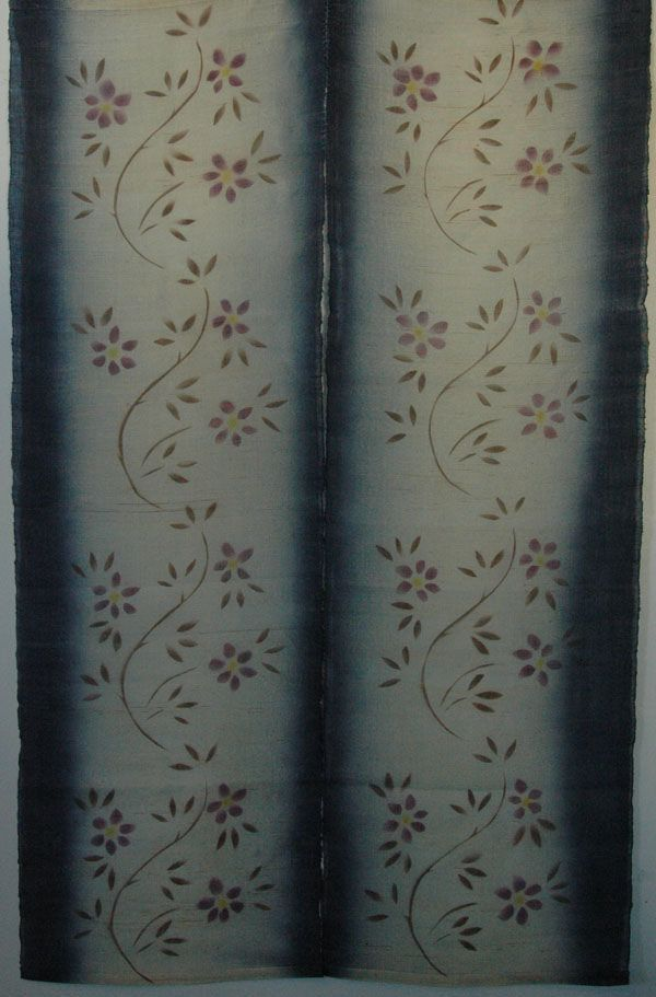 https://flic.kr/p/21tbbhy | Noren Curtain California | Follow us : easternclassics.net/products-page/noren  Follow us : easternclassics.wordpress.com  Follow us : twitter.com/easternclassics