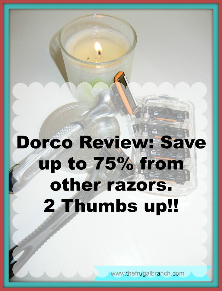Stop wasting money on expensive razors. Dorco USA razors are the same quality and I save over $75.00 a year just on mine alone. I love these!