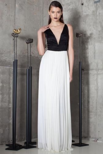 Carlina gown