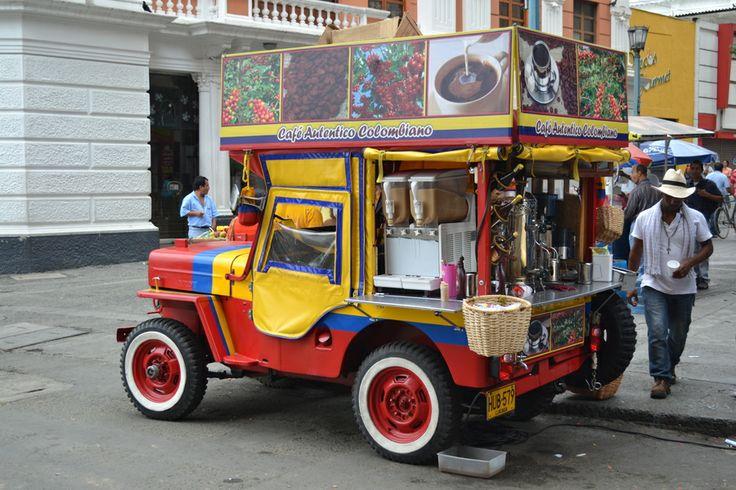 Colombian Coffee Jeep  by Camilo Marino, via 500px