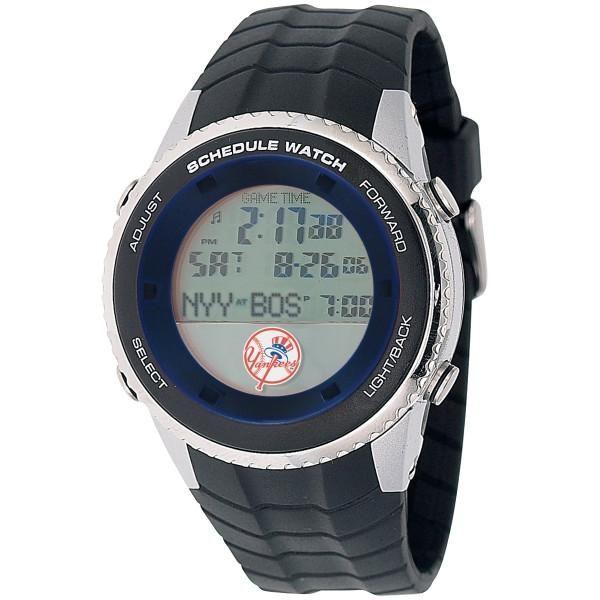 New York Yankees Logo Schedule Watch
