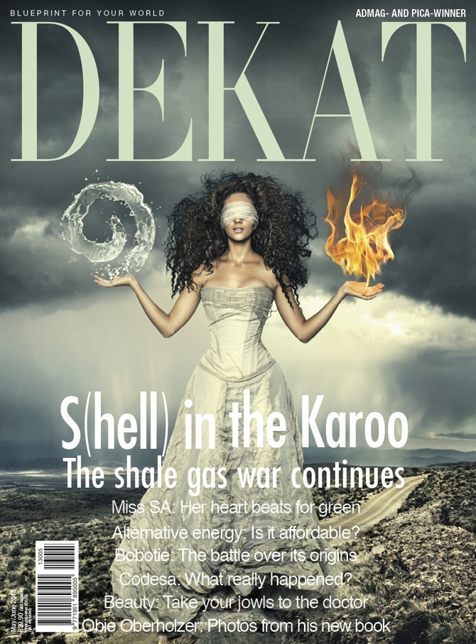 DEKAT July/August issue 2013 (Green issue) with Ms. SA, Marily Ramos. English edition.