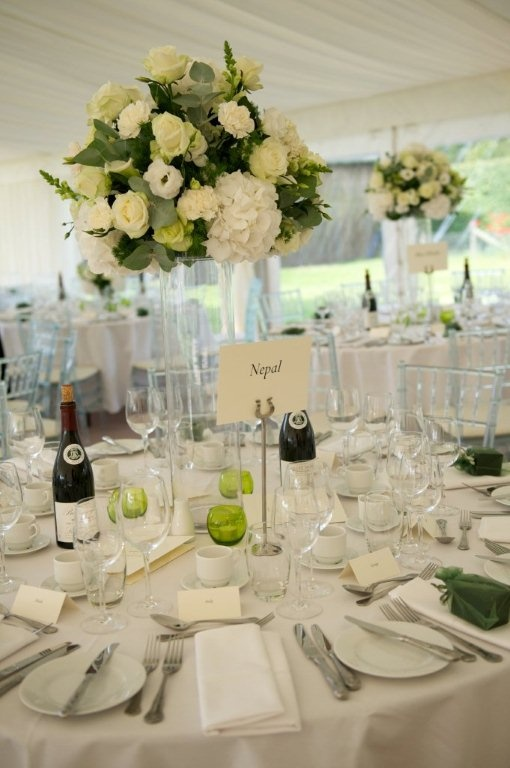 17 best images about wedding reception table centre ideas for Wedding reception centrepieces