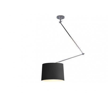 ADAM S BLACK PENDANT  - Nowoczesne lampy AZzardo
