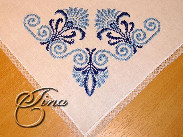 "Набор дизайнов в технике ""Крест"" | Machine embroidery design"