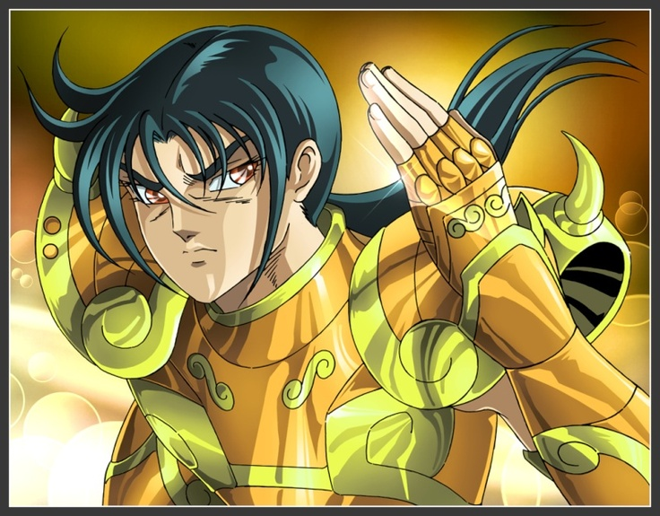 Saint Seiya - Gold Saint Capricornus Izo - Next Dimension