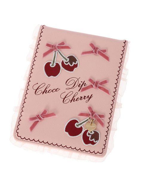 チョコディップチェリーミラー