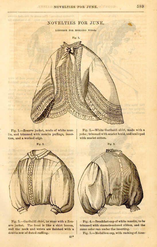 victorian blouses