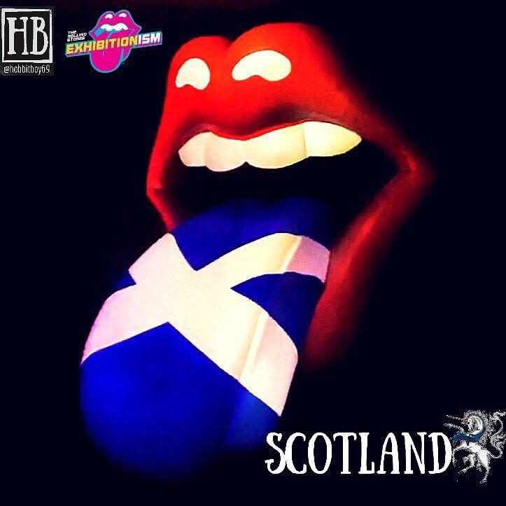 #hobbitboy69 #nyc #stonesism #rock #rocknroll #rockandroll #hotlips #therollingstonesexhibitionism #tongues #tonguesout #therollingstones #rollingstones #exhibitionism @therollingstones_official @therollingstonesfanpage @therollingstones @rollingstonesreal @stonesexhibitionism @hobbitboy69 @therollingstones_official @tattooyouofficial #scottish #scotland #scotlandflag #scottishflag #scotland #unicorn