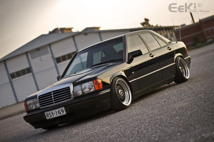 Mercedes-Benz 190 E, Baureihe W201