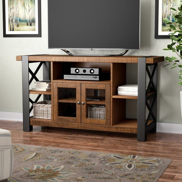 Monmouth Tv Stand For Tvs Up To 60 Furniture Design Living Room Tv Stand Entertainment Center