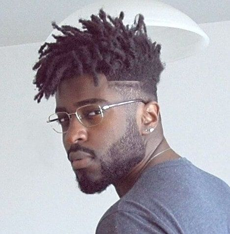 The Hottest Hairstyle Trends for Black Men  hair in the