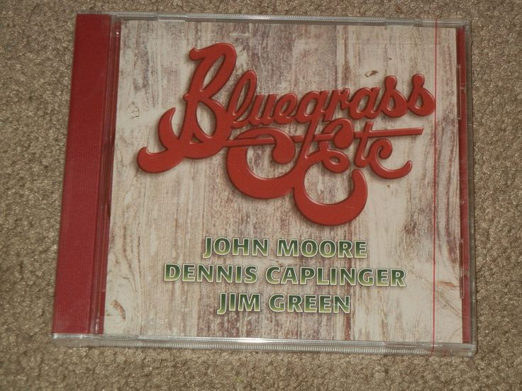 BLUEGRASS ETC.: Travelin' Band (CD, Music, Country, Hollywood Records, 1997)  #Bluegrass