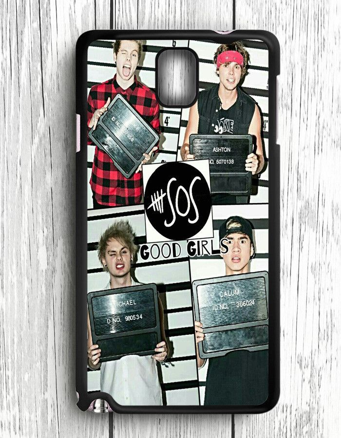 5 Second Of Summer 5 Band Samsung Galaxy Note 3 | Samsung Note 3 Case
