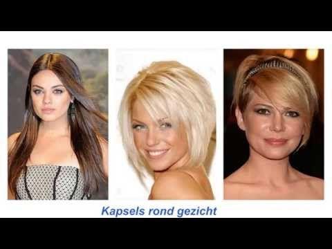 Afbeeldingsresultaat voor halflange kapsels rond gezicht
