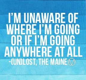 The Maine | (Un)Lost | American Candy