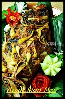 Arsik Ikan Mas (Andaliman Pepper Fish) - Will Try Recipe