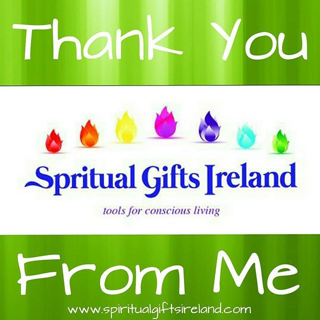 💖🌟💖Thank You For An Incredible First Month in Business💖🌟💖 July 20th 2016 was a hugely significant day.  A rare cosmic event occurred – the Summer Solstice coincided with a Full Month. 🌞🌚 This will not happen again perhaps in our lifetime.  It also marked the launch of my online shop Spiritual Gifts Ireland.  The past month has been blessed with countless smiles, priceless reviews and meeting incredible people – you my customers. Whether you liked my page, shared a post or purchased…