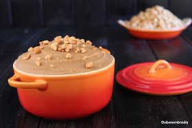 Dulcemente Nadia: Mantequilla de cacahuete casera
