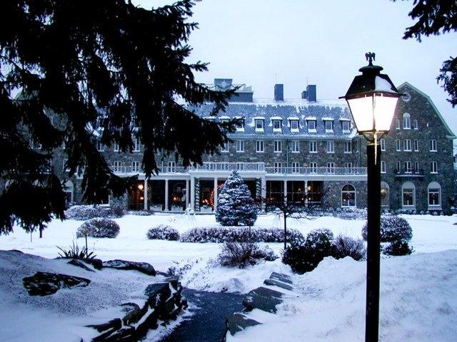 Skytop Lodge, Poconos Pennsylvania