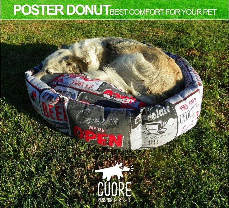 Que esperas para comprarle a tu mascota una cómoda cama Poster Donut! Envíos a todo el país. 3148615793 #cuore #passionforpets #dogbeds #donutbed #dogs #dogsofinstagram #dogs_of_instagram #bordercollie #instadog #ilovemydog #instagramdogs #beautiful #love