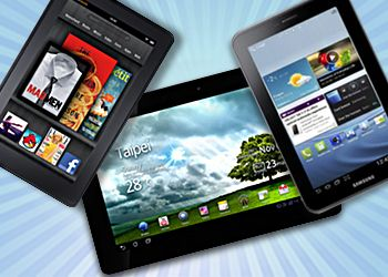 """10 Best Android Tablets"" from PCMag.com. If you're interested in purchasing a tablet and are unsure which devices are available aside from the iPad, this article presents some options to consider."