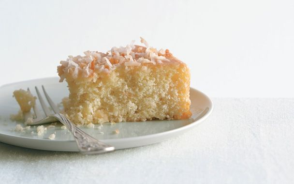 Key Lime Coconut Cake | Desserts | Pinterest