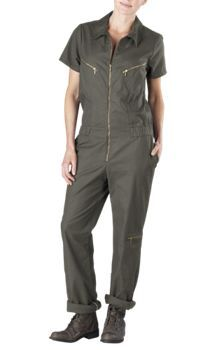 Women's Coverall   Women's Automotive Professions   Dickies.com