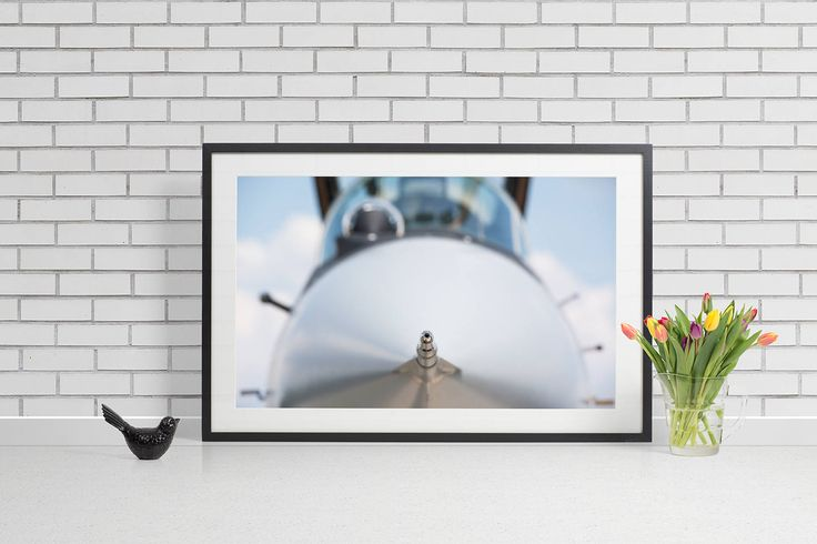 The Nose of Mig-29 by ANOVVA on Etsy