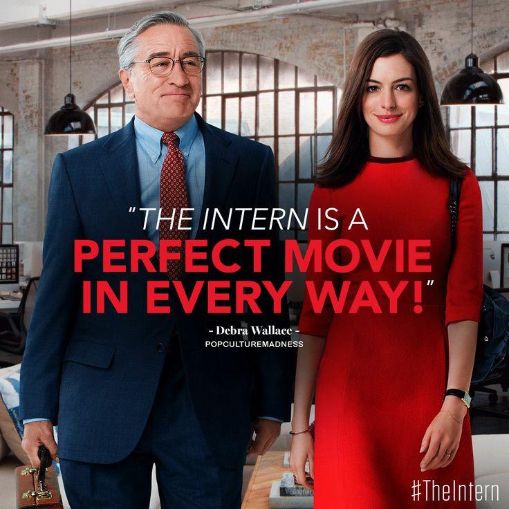 Anne Hathaway Robert De Niro Movie: 84 Best Images About THE INTERN On Pinterest