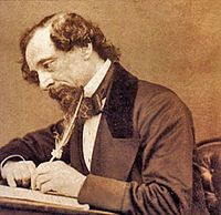 DICKENS HAD ONE CLASS THAT PREPARED HIM. ONE.