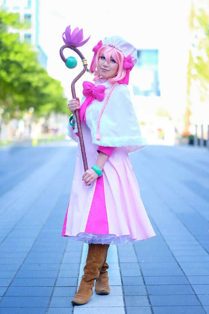Lily Recovery Of An Mmo Junkie By Firecloak Mmo Cosplay Lily