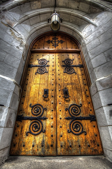 Old Wooden Door By Traci Law Photography, Via Flickr